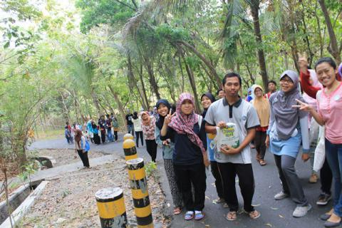 English Camp 2014, Save the Nature Save the Future